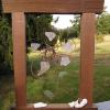 Cedar Flower Frame