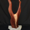 Firedance- Cedar Sculpture