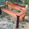 Cedar Bench