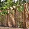 Stranan Hand Split Cedar Fence Project