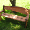 Reclaimed Cedar Benches