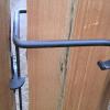 Custom sprung gate latch