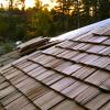 Hand Split Cedar Roof Shakes