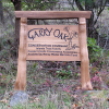 Garry Oak Conservation Covenant Sign