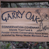 Garry Oak Covenant Sign