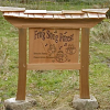 Frog Song Forest Covenant Sign