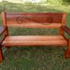Pearson Memorial Bench