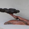 New Cedar Sculptures