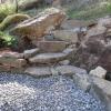 Drystack Stone Steps