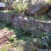 Drystack Stone Garden Wall