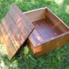Cedar box 1