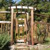 Ferguson garden entrance