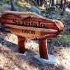 Saaritalo Sign