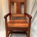 cedar chair 6 (with arms)