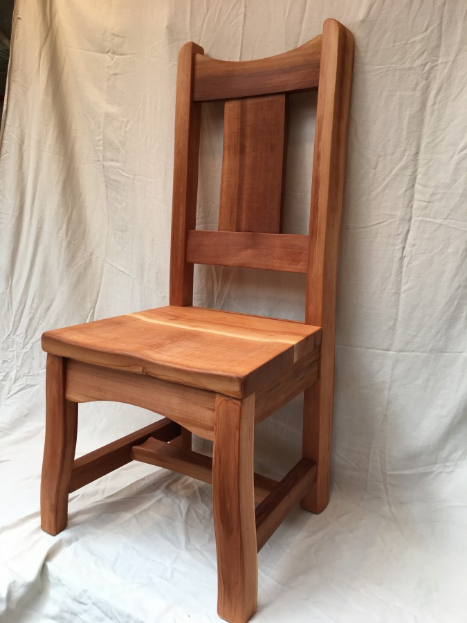 Delicieux Red Cedar Chair