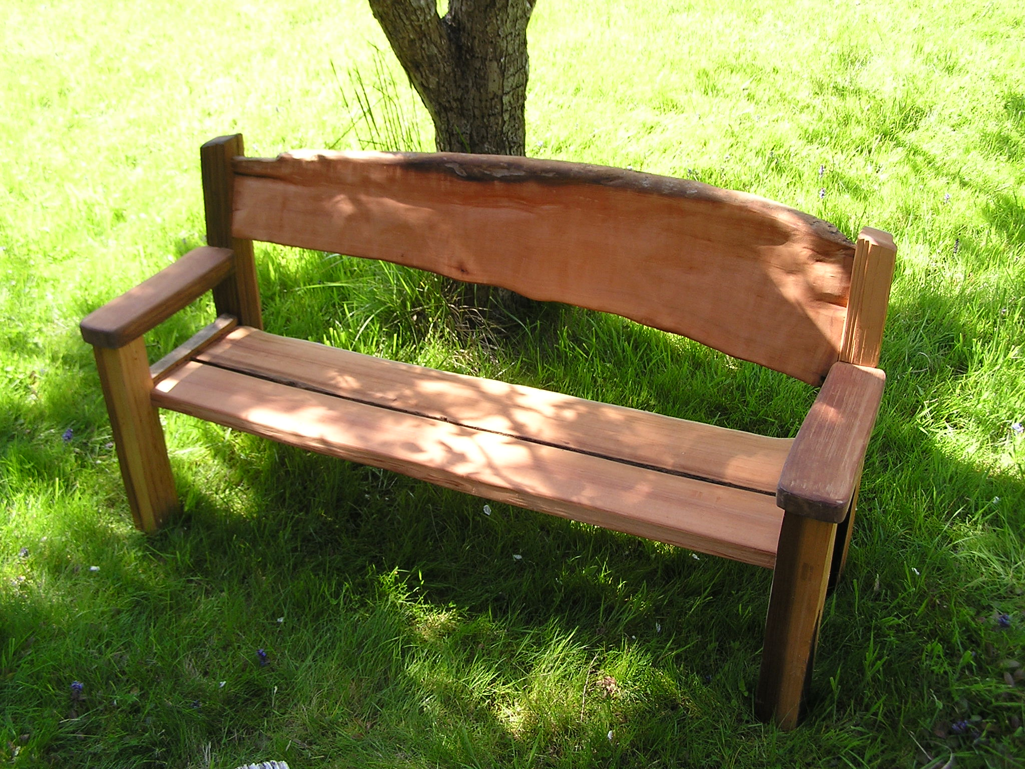 made your salvaged twig driftwood to how millends perfect bench dimension build lumber barnboard from rustic other seat and