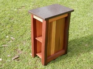 narrow side table 4