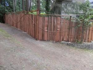 Kieran's fence
