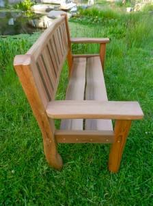 six foot bench