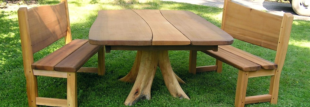 Thuja Wood Art  Reclaimed Cedar Furniture Wood Art Vancouver