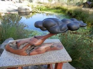 Lingzhi Tree sculpture