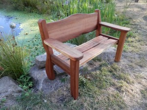 Bowen Bench- front