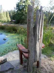 Cedar Throne- back