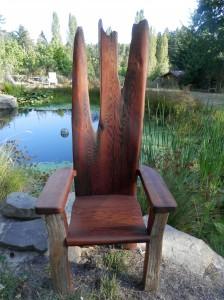 Cedar Throne