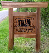 Contact Thuja Wood Art
